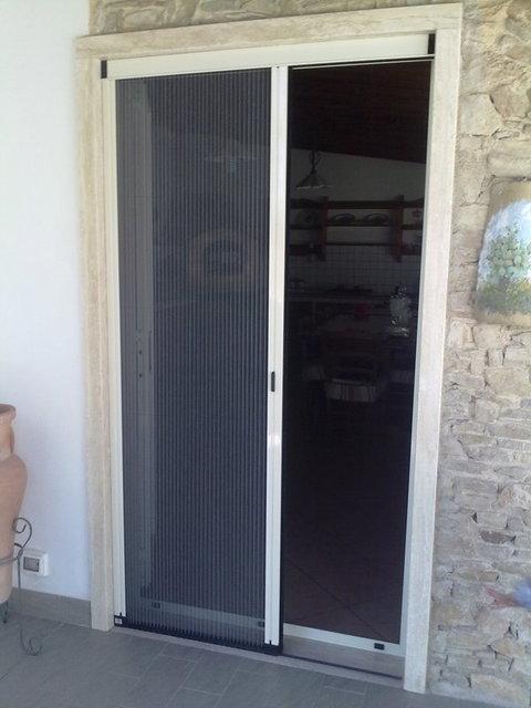 Zanzariera plissè in sicilia