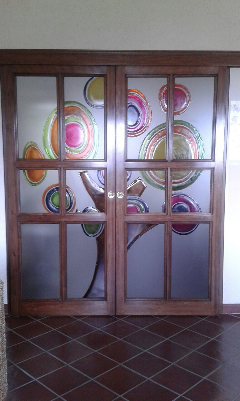 Porte Da Interno Colorate porte e finestre - lavori realizzati - bagheria (palermo)