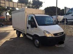 Iveco Daily CASSONE FISSO CON CENTINA ALLA FRANCESE Diesel