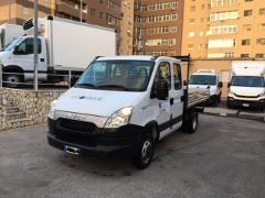 Iveco Daily 35c15 doppia cabina ribaltabile Diesel
