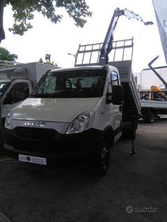 Iveco Daily Cassone ribaltabile trilaterale Diesel