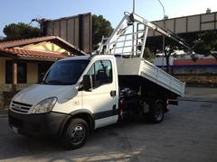 Iveco Daily 35c15 ribaltabile e gru Diesel