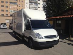Iveco Daily 35C14 CASSA E PEDANA  Diesel