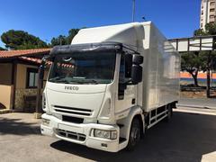 Iveco Eurocargo ML120E25 CASSA E PEDANA Diesel