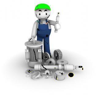 Ricambi per macchine & macchinari, attrezzature per agricoltura