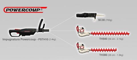 Motoseghe elettriche per potare Infaco Sega Powercoup