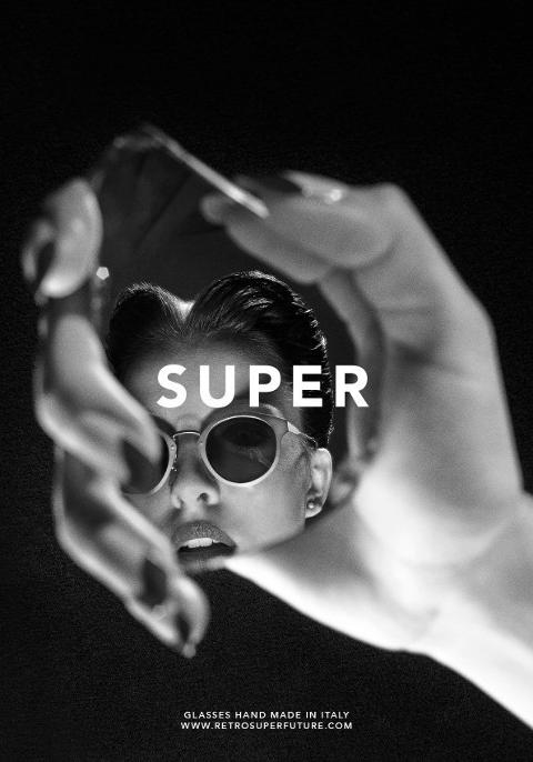SUPER By Retrosuperfuture -Sun collection