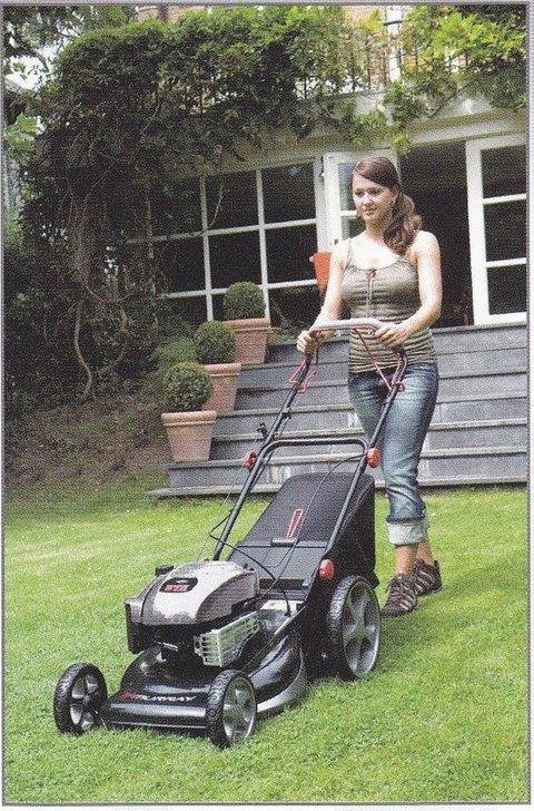 Rasaerba Tosaerba - Macchine per il giardino - Ama Murray