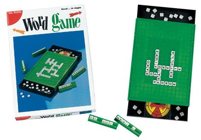 WORD GAME DAL NEGRO CM.26,5X19,5X4
