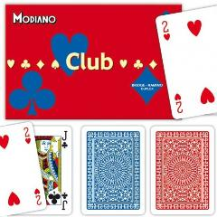 CARTE RAMINO  MODIANO CLUB