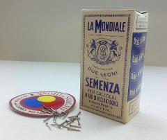 CHIODI SEMENZINE DUE LEONI 14 MM  1KG