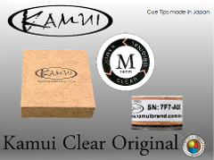 CUOIO  KAMUI ORIGINAL CLEAR MEDIUM DIAM. 14 MM