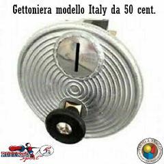 GETTONIERA  ROBERTO SPORT ITALY EURO 0,50