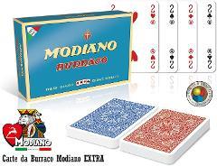CARTE  MODIANO BURRACO EXTRA