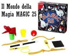 GIOCO DI MAGIA DAL NEGRO MAGIC 25