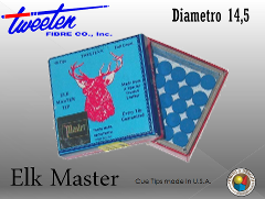 CUOIO ELK MASTER DIAMETRO 14,5 MM.
