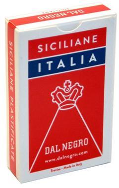 CARTE REGIONALI DAL NEGRO SICILIANE ITALIA