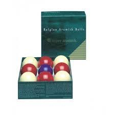 BILIE SET BOCCETTA  SUPER ARAMITH DIAM. 59 MM