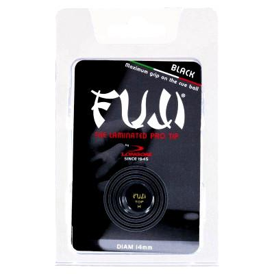 CUOIO FUJI BLACK HARD DIAM 13 MM