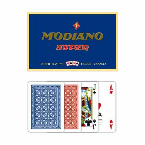 CARTE RAMINO MODIANO  SUPER FIORI