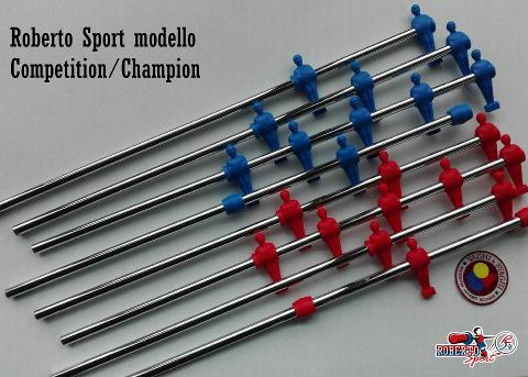 SERIE ASTE ESTERNE ROBERTO SPORT COMPETITION/CHAMPION
