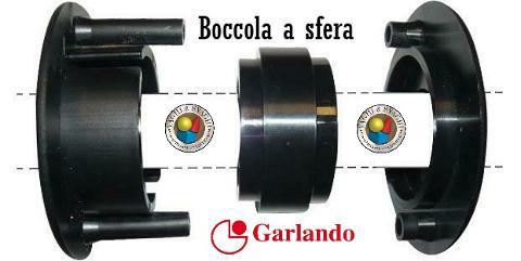 BOCCOLA A SFERA COMPLETA GARLANDO PER MODELLI art 67 -A07