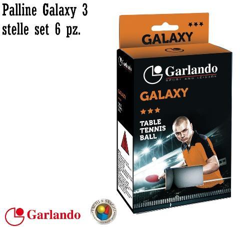 PALLINE GALAXY  GARLANDO 3 STELLE