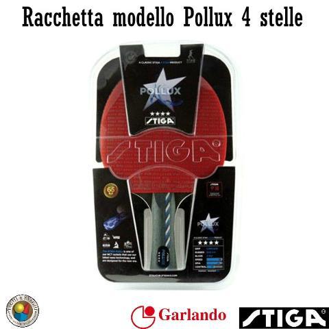 RACCHETTA STIGA POLLUX 4 STELLE