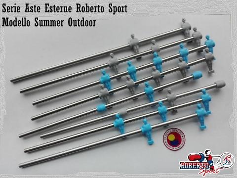SERIE ASTE ESTERNE ROBERTO SPORT SUMMER