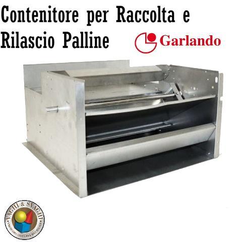 CONTENITORE GARLANDO RACCOLTA / RILASCIO PALLINE MARACANA'