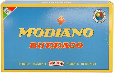 CARTE  MODIANO BURRACO EXTRA