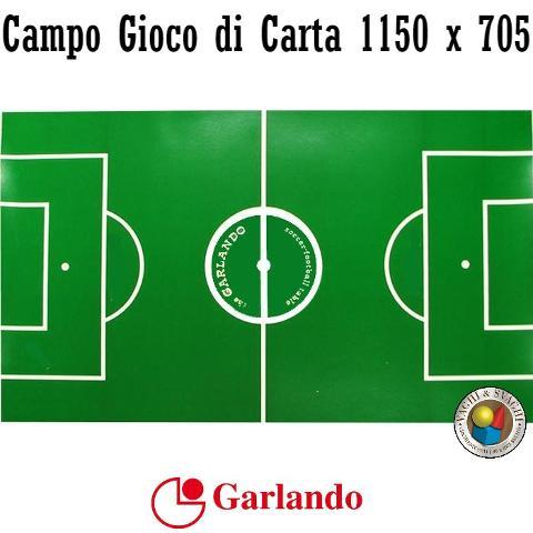 CAMPO GIOCO DI CARTA GARLANDO MISURA 1150 X 705