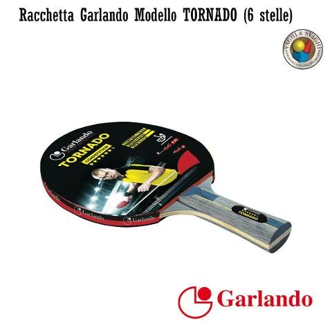 RACCHETTA GARLANDO TORNADO 6 STELLE