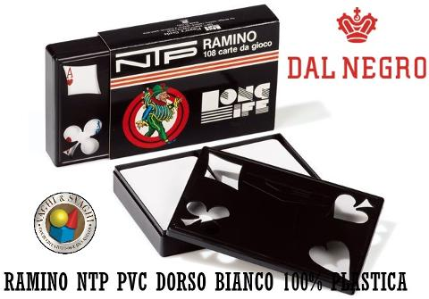 CARTE RAMINO  NTP LONG LIFE DORSO BIANCO