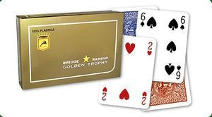 CARTE RAMINO  MODIANO GOLDEN TROPHY