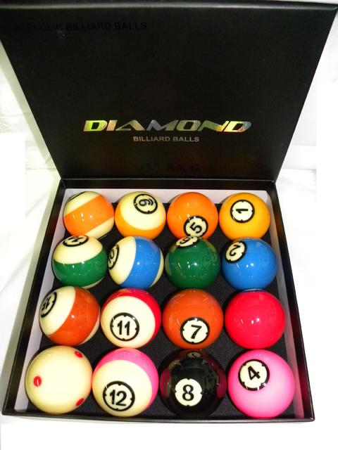 BILIE SET POOL  DIAMOND TV DIAM 57,2 MM