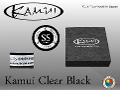 CUOIO  KAMUI BLACK CLEAR SUPER SOFT DIAM. 14 MM