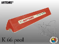 GOMMA ARTEMIS K-66 PER POOL