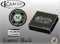 CUOIO  KAMUI BLACK MEDIUM DIAM. 14 MM