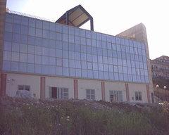 MUSEO DI CALATAFIMI (Trapani), Realizzazione Facciate Continue METRA POLIEDRA-SKY  50