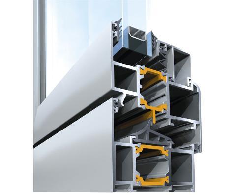 Costruzioni Serramenti-Infissi  in alluminio Taglio Termico