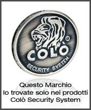 Vendita (Esposizione, Show-Room) Porte Blidate (Trapani, Palermo, Agrigento, Sicilia). Colò Security Sistem
