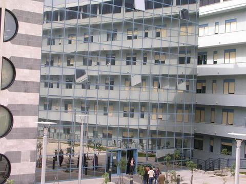 OSPEDALE GIGLIO CEFALU' (Palermo), Realizzazione / Costruzione Facciata Semistrutturale a cellule
