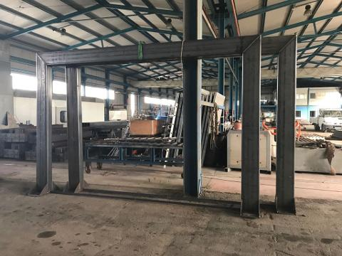 Portali  Portali metallici zincati e verniciati presso RESIDENCE CAMARO' FAVIGNANA