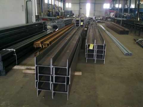 Ns Stabilimento di produzione sito in Castelvetrano Macchinari per lavorazioni industriali