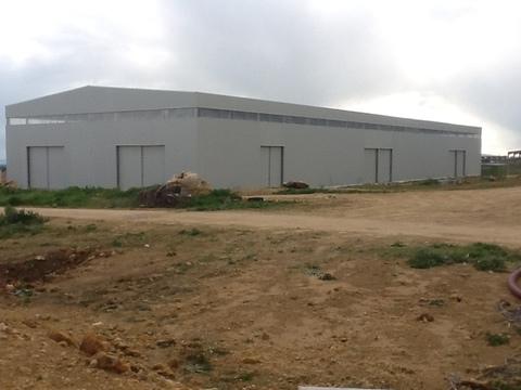 Palumbo Costruzioni Srl Fornitura e posa di capannone industriale
