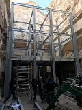 MA.CE.TRA. Spa  Palazzina Metallica per civile abitazione centro storico Trapani