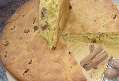 Pan dolce allo Zafferano Ennese Oro Rosso di Sicilia
