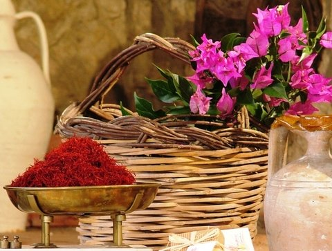 Lo Zafferano in Sicilia, Safron Oro Rosso di Sicilia