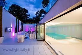 Impianti d'illuminazione per interni ed esterni